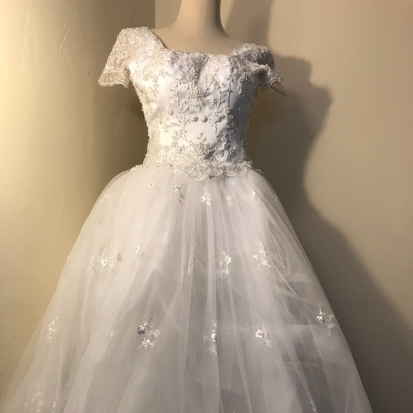 Dresses | White Debutante Dress | Poshmark